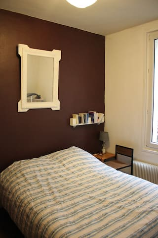 Appartement calme et cosy à Saint Ouen