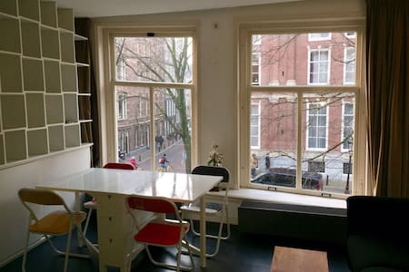 Charming canal house appartment - Ámsterdam