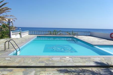 Cypriana Apartments - Mavros Kolimpos