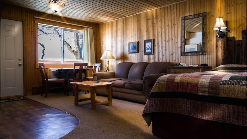 Room 9 - Audubon's Ducks - Curriers Lakeview Lodge
