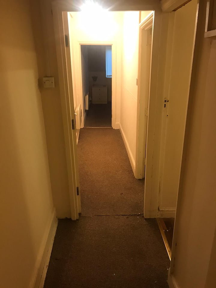 Studio flat very close to Blackpool Pleasure Beach