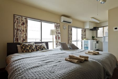 Fujita Sugamo 4F Apartment - Toshima-ku - Apartmen