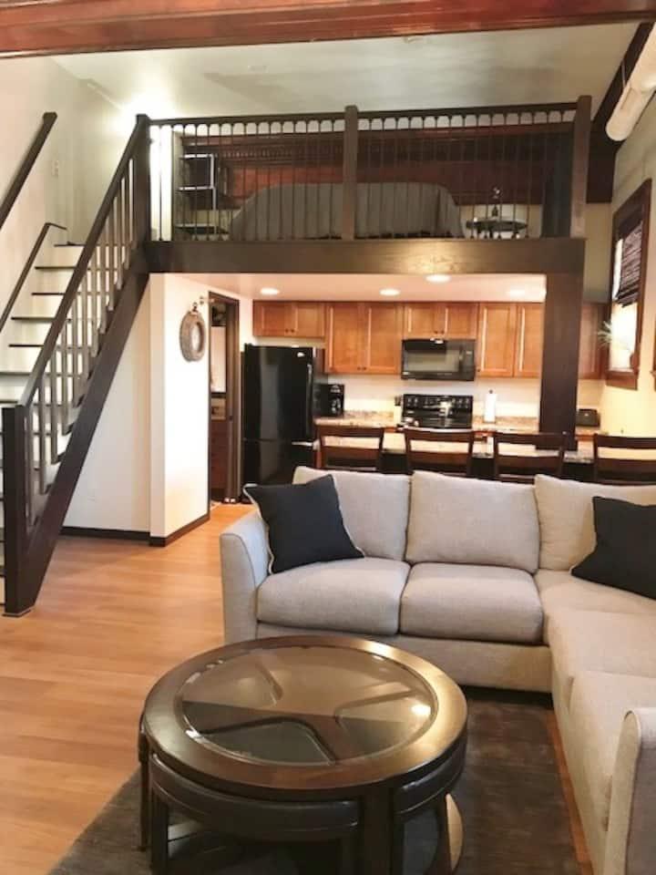 Brand New Furnished Loft Flat Unit 5