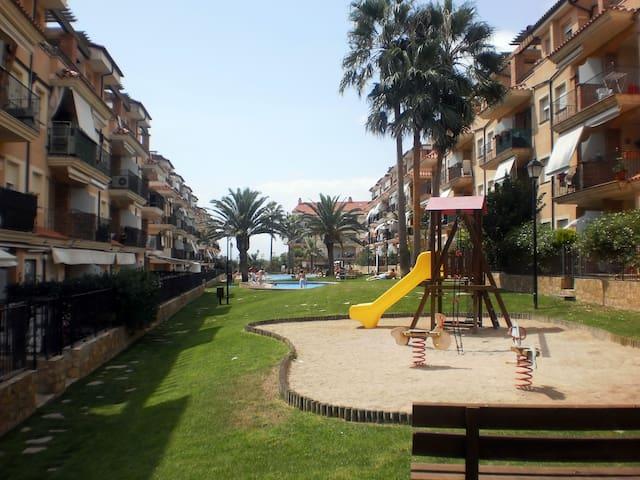 Residencial Onademar - Alcanar - Flat