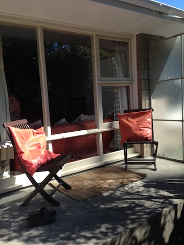 Close to City, Hagley Park, Resturants and bars - Christchurch - Appartement