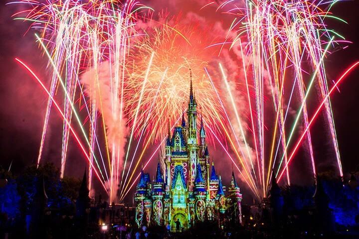 Disney Luxury 2 Bedrooms Apartment