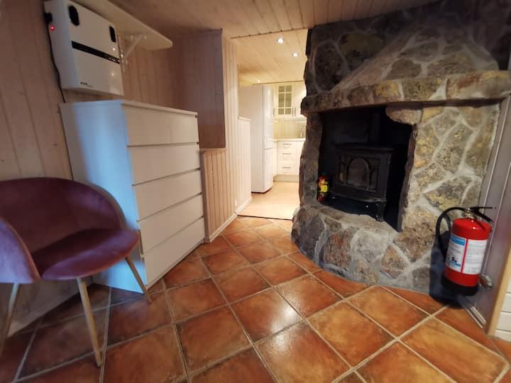 Studioleilighet midt i Lillehammer sentrum