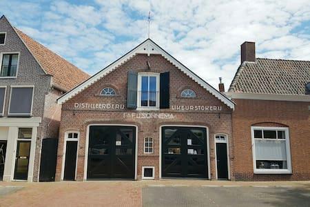 Dokkumer Bed&Sonnema Berenburg - Dokkum - Lejlighedskompleks