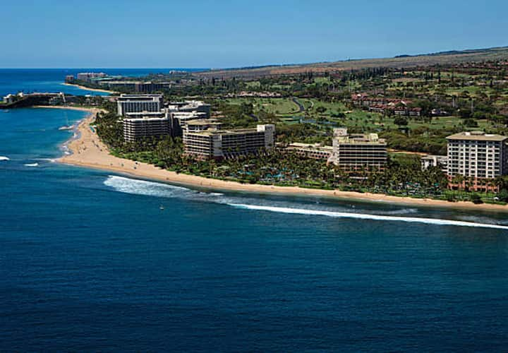 Marriott's Maui Ocean Club Resort 1 BR 2 BA Suite