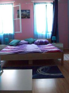 Matrimonial bed room - Karlovac - Apartment - 1