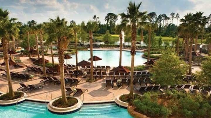 Club Wyndham Bonnet Creek Resort-Disney Mar. 13-20