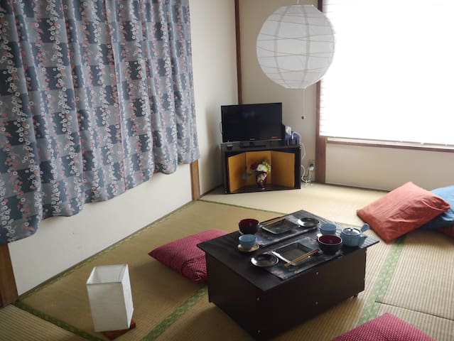 ★Traditional Japanese room★ Shinjuku Shibuya    31