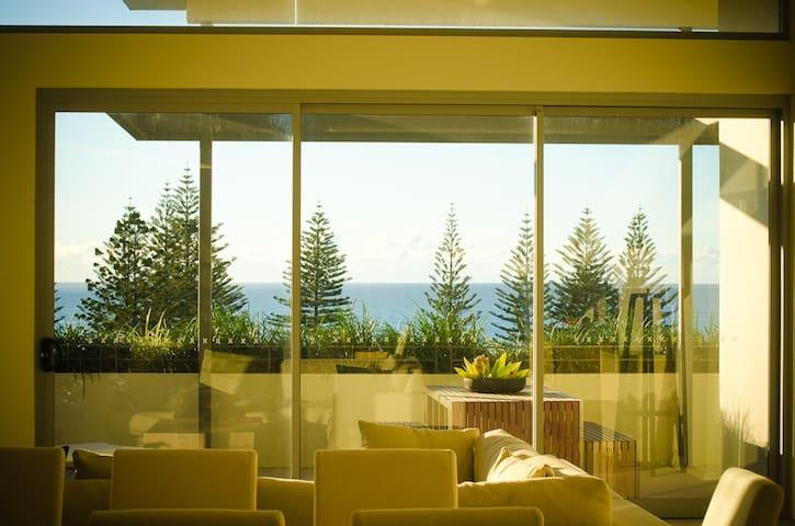 Apartment Three at Nautilus - Sapphire Beach - Daire