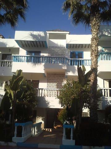 Appartement de 90m2 vue sur mer - El Mansouria