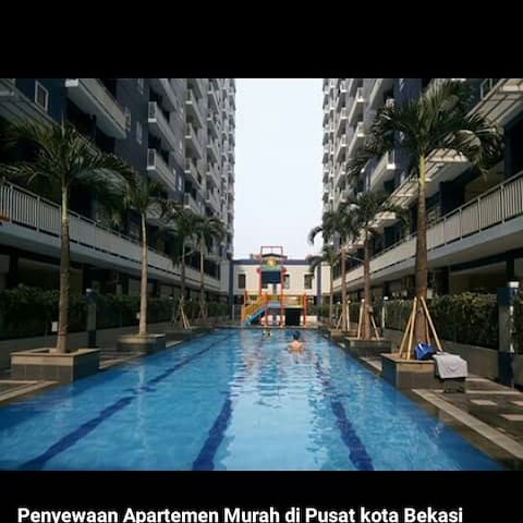 penyewaan apartement murah dipusat kota bekasi