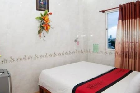Lovely one bedroom hotel 3 minutes to the beach - Phước Mỹ