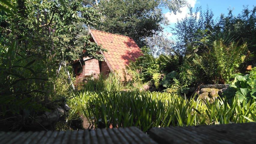Gartenhäuschen