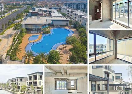 Swan Park Villa For Rent in Nhon Trach Dong Nai
