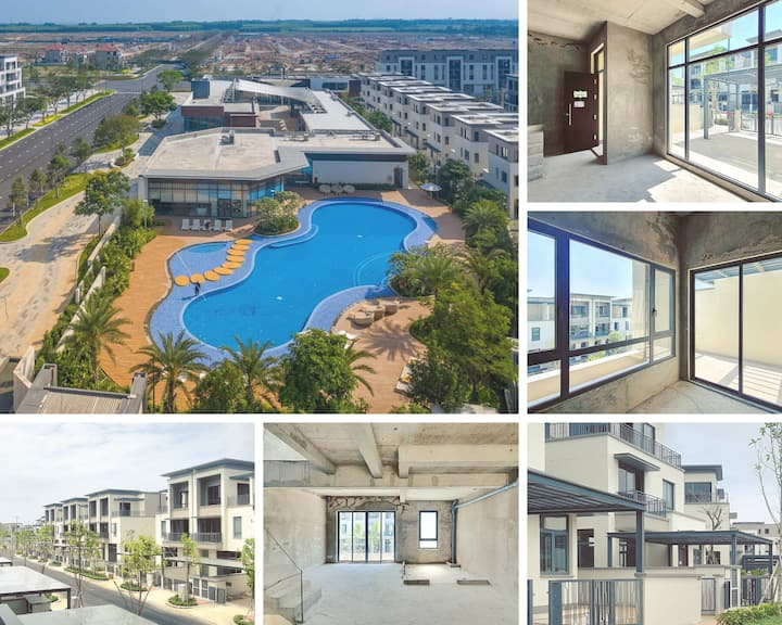 Swan Park Villa For Rent in Nhon Trach Dong Nai