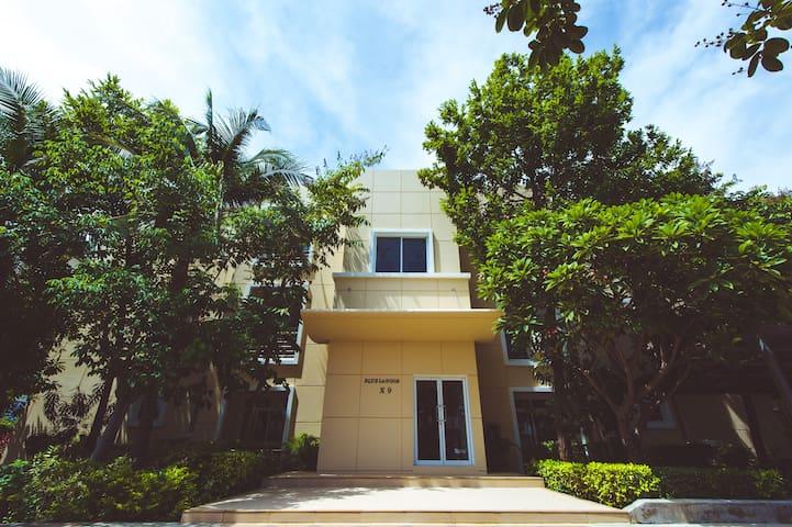 North 9 Apartment ,1-st fl.