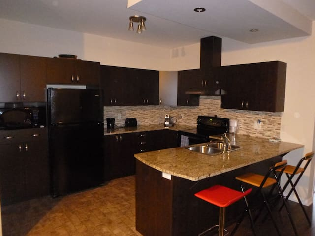 Suite Executive 2 chambres / 2 bedroom executive - Gatineau - Apartment