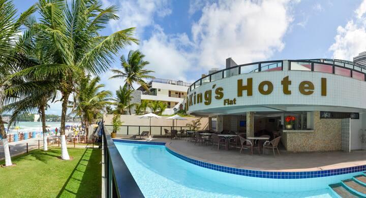 Apartamento Kings Flat Beira Mar 207