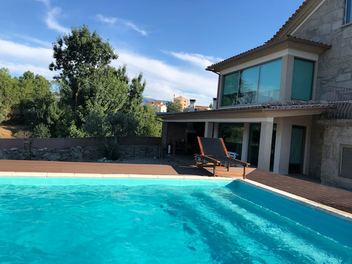 Amazing cottage at Mondego Valley- Gouveia