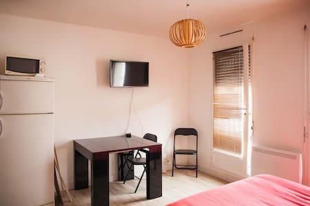Studio à deux pas du centre ville - Périgueux - Apartment