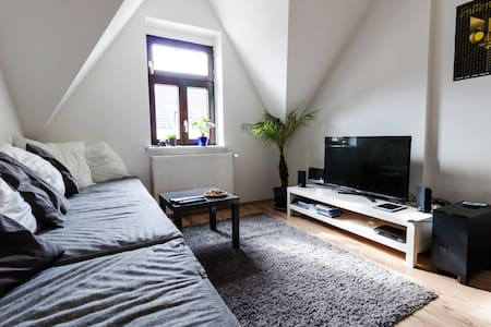 Cosy modern apartment close to Cologne Messe - Köln - Apartment