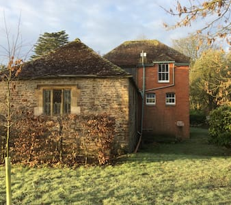 Peaceful self-contained cottage - Holwell - Casa