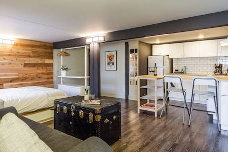 Main Street Studio Retreat - Vancouver