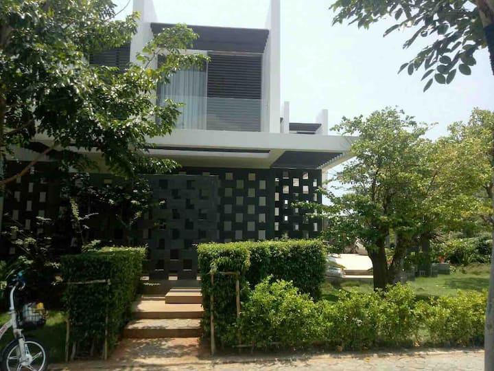 OceanAmi villa