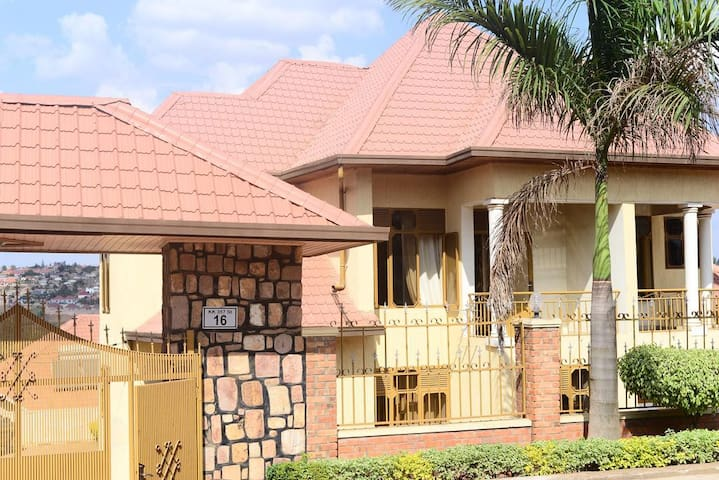 Ishema Kigali home