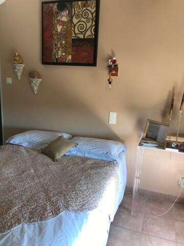 La chambre Klimt