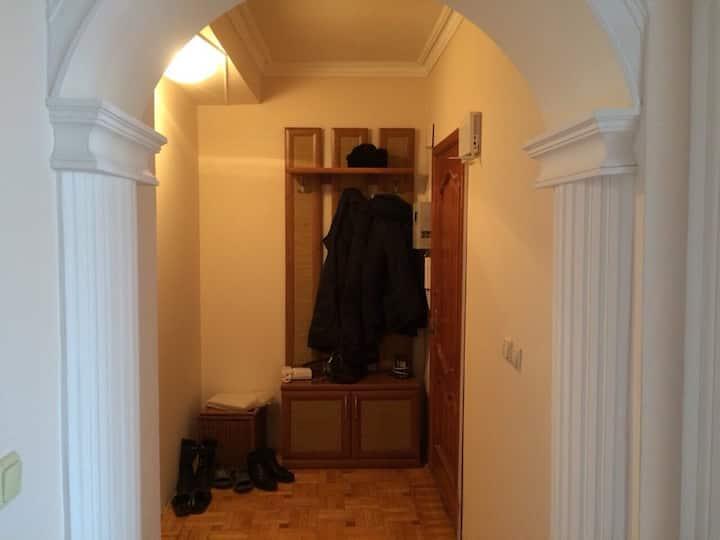 Прекрасная квартира в центре Тобольска