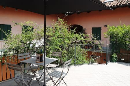La casa di ringhiera- Boutique apartment & terrace