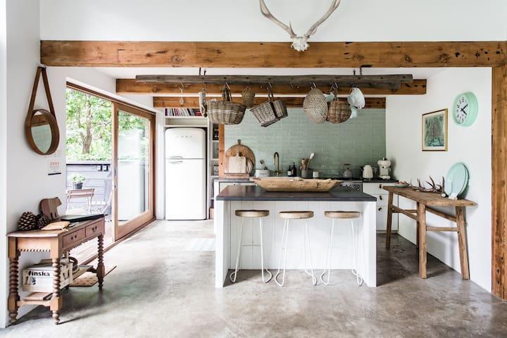Milkwood Barn