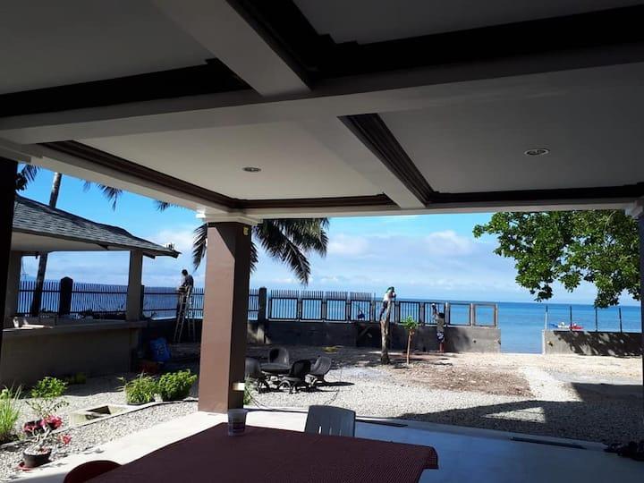 House on the beach, Downwind Beach House