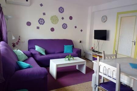 Grand appartement avec internet à Montserrat