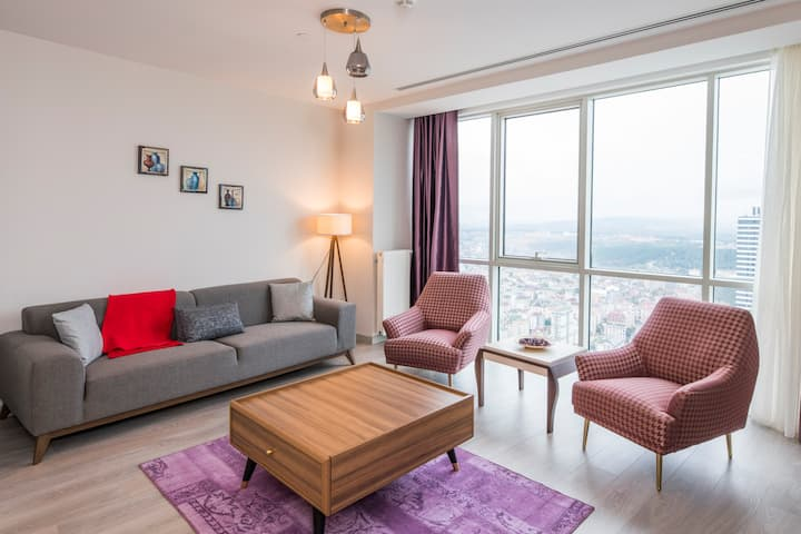 Elite 1 Bedroom Family Residence 35th Floor D