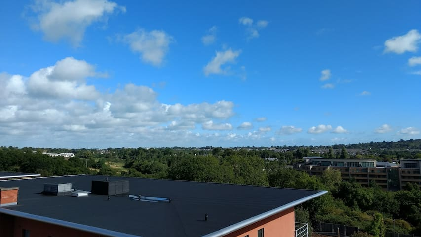 Large South County Dublin Penthouse Apartment