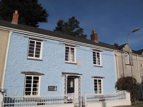 Traditional Fisherman's Cottage, 2 mins from beach