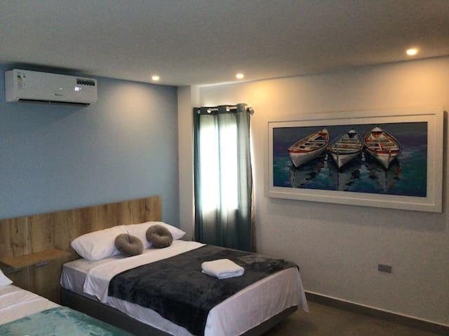 Suite 2 dormitorio