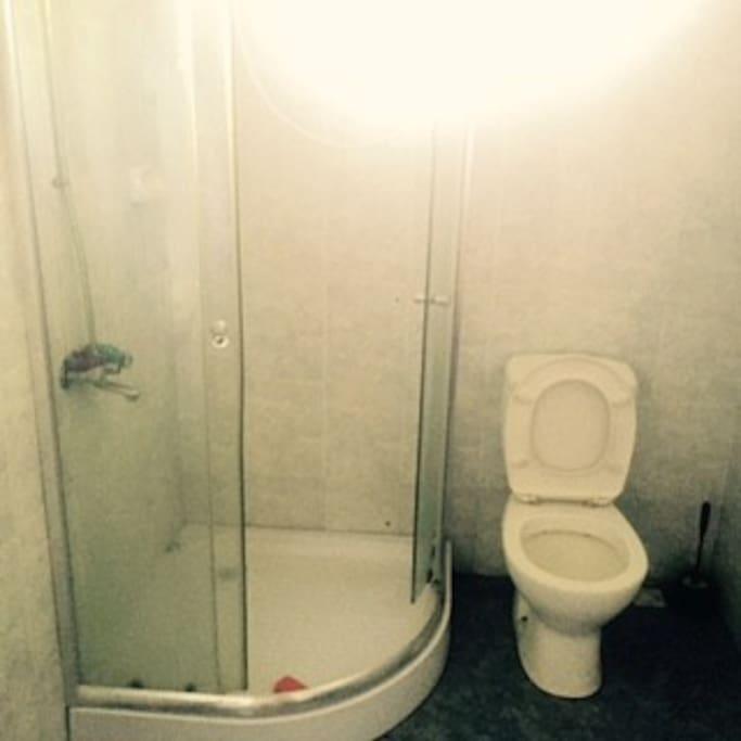 Privet shower
