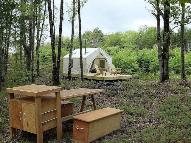 Tentrr - Ridgeview Farm, Lakes Region