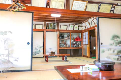 Real Japan Local Stay!Near Lake/incl. 2 meals