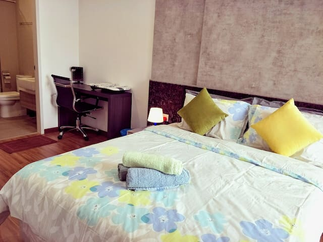 i-Suite @ i-City [2BR] Central view by JLLA