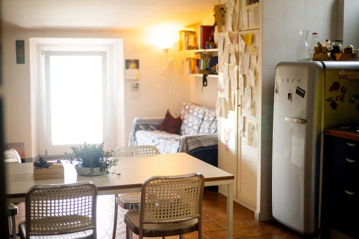Cozy Central Flat with Seaview in Lerici