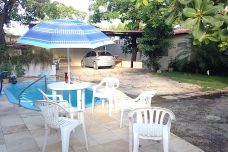 Casa com piscina à 50m da praia. - Maceió  - Casa