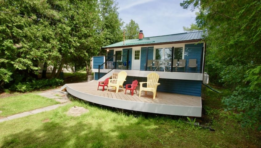 A beautiful cottage in the heart of the Kawarthas